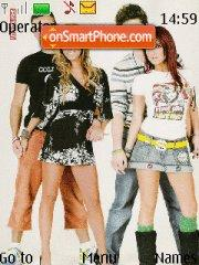 Rbd Nokia theme screenshot