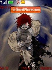 Gaara 04 theme screenshot