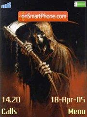 Reaper 01 theme screenshot