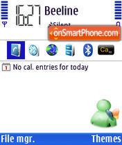 Msn 03 theme screenshot