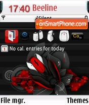 Amora Alternative tema screenshot