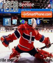 Hockey es el tema de pantalla