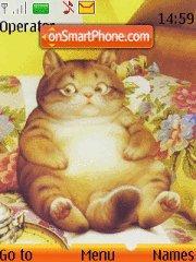 Cats 09 es el tema de pantalla