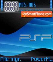 Psp 01 theme screenshot