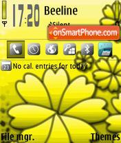 MyGarden theme screenshot