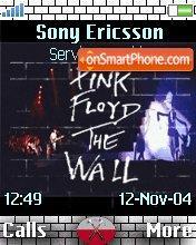 Pink Floyd The Wall es el tema de pantalla