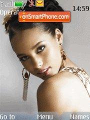 Alicia Keys 02 es el tema de pantalla