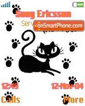 Kitty Meow es el tema de pantalla