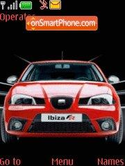 Seat Ibiza Theme-Screenshot