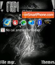 Urban Angel Reverse theme screenshot
