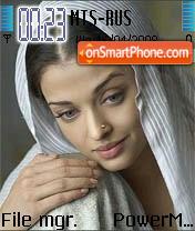 Umarao Jaan theme screenshot