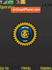 Inter Fc theme screenshot