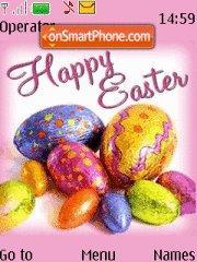 Happy Easter 03 es el tema de pantalla