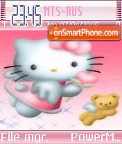 Kitty 03 es el tema de pantalla