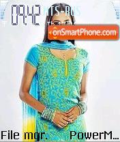 Скриншот темы Prachi Shah