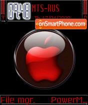 Apple S60v2 theme screenshot