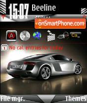 Скриншот темы Audi A4 s60v3