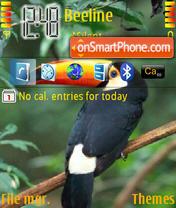Toco theme screenshot