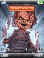Скриншот темы Chucky 01