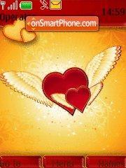 Heart1 theme screenshot