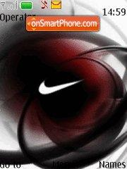 Nike 08 theme screenshot