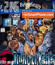 Скриншот темы Thundercats 02