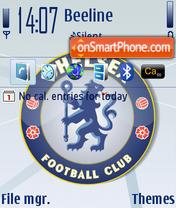 Chelsea FC 02 es el tema de pantalla