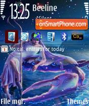 Fentasy theme screenshot