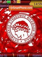 Olympiakos 01 theme screenshot