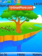 Spring River theme screenshot