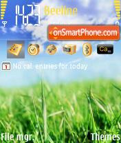 Grass tema screenshot