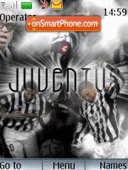 Juventus F.C. es el tema de pantalla