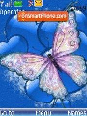 Clssical Butterfly es el tema de pantalla