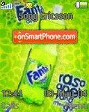 Fanta theme screenshot