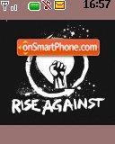 Rise Against 04 es el tema de pantalla