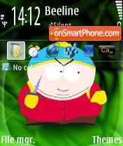 Скриншот темы Cartman 02