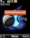 Mac theme screenshot