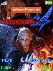 Devil May Cry 4 es el tema de pantalla