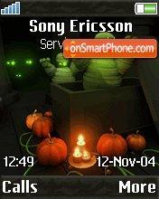 Halloween es el tema de pantalla