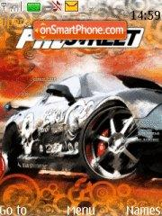 Nfs Prostreet 06 theme screenshot