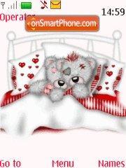 Sleeping Bears theme screenshot