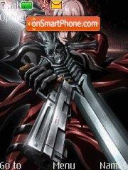 Devil May Cry 05 theme screenshot