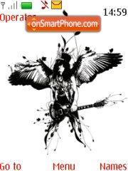 Slash the guitarist es el tema de pantalla
