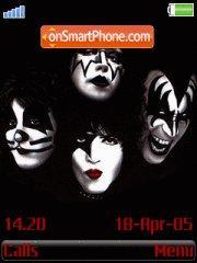 Kiss 12 es el tema de pantalla