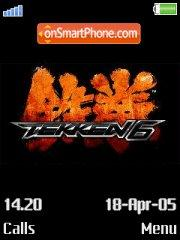 Tekken 5 es el tema de pantalla