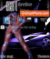 Tachka theme screenshot