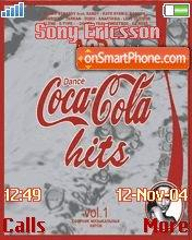Coca Cola & Pepsi theme screenshot