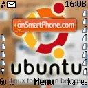 Ubuntu es el tema de pantalla