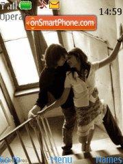 Love And Romance theme screenshot