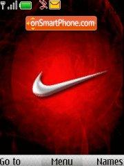 Nike theme screenshot